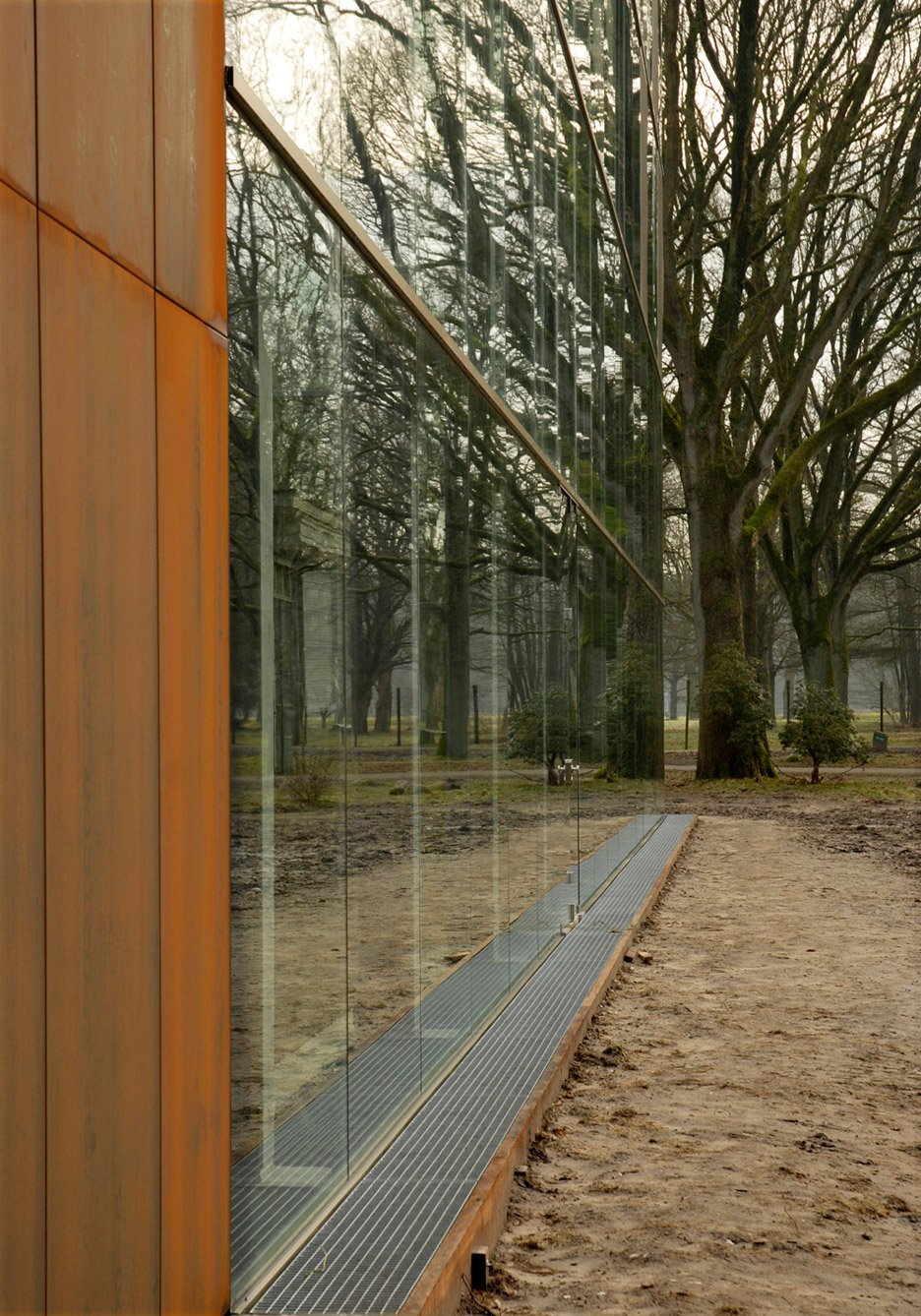 Westerbork memorial in Holland by Oving Architecten