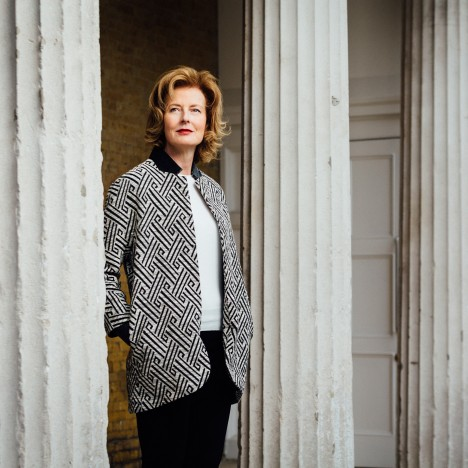 Julia Peyton-Jones to leave London's Serpentine Gallery