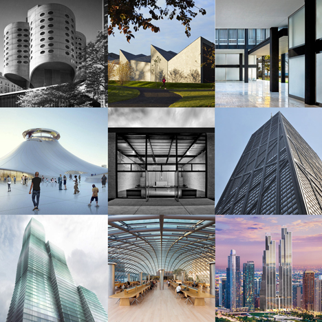 Explore Chicago's contemporary and historic architecture on our new Pinterest board
