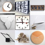 Lose track of time on Dezeen's new clocks Pinterest board