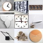 Lose track of time on Dezeen's new clocks Pinterest board