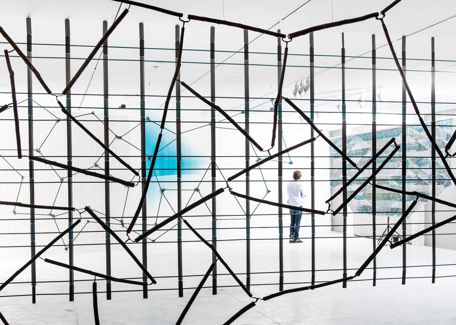 17 Screens by Ronan and Erwan Bouroullec
