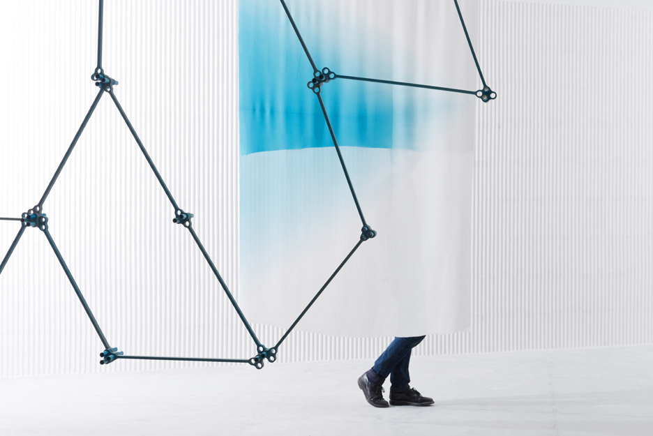 17 Screens by Ronan and Erwan Bouroullec