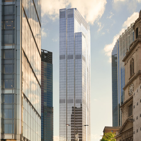 22 Bishopsgate by PLP Architecture