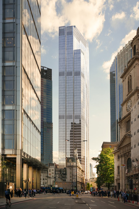 22 Bishopsgate by PLP Architects