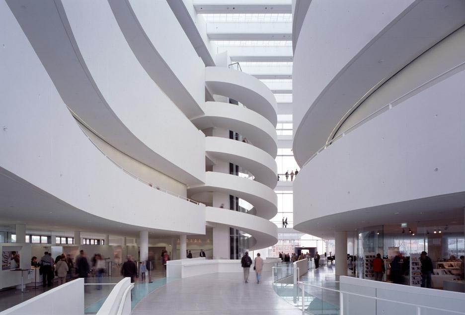 Aarhus museum extension by James Turrell and Schmidt Hammer Lassen