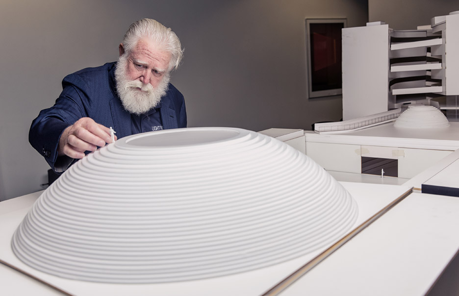 James Turrell and Schmidt Hammer Lassen unveil extension for ARoS art museum