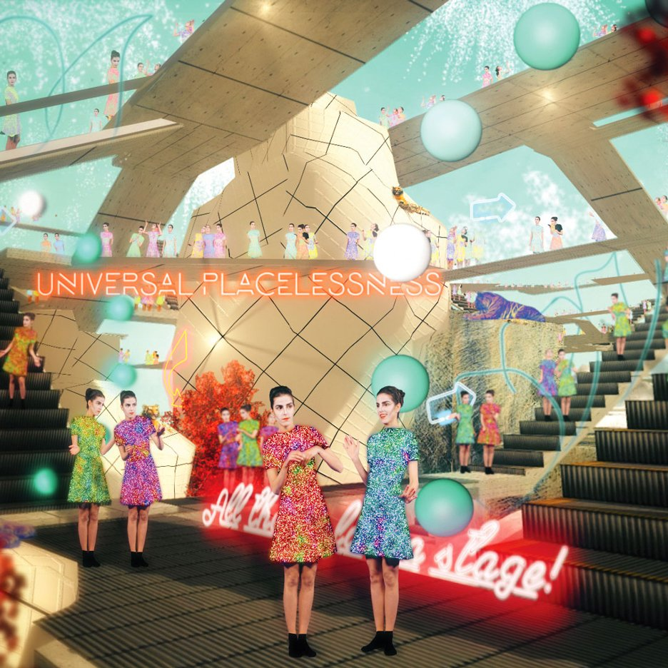 Virtual reality mall lets consumers shop alongside digital giraffes and zebras