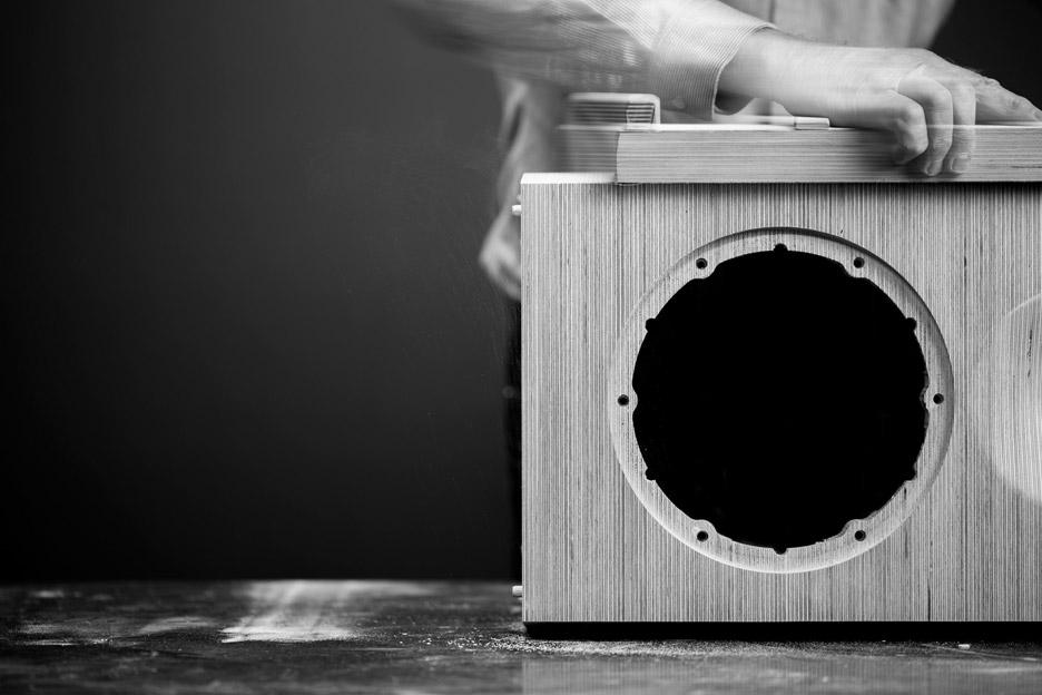 Amadeus 'Philharmonia' Speakers Co-designed by Jean Nouvel