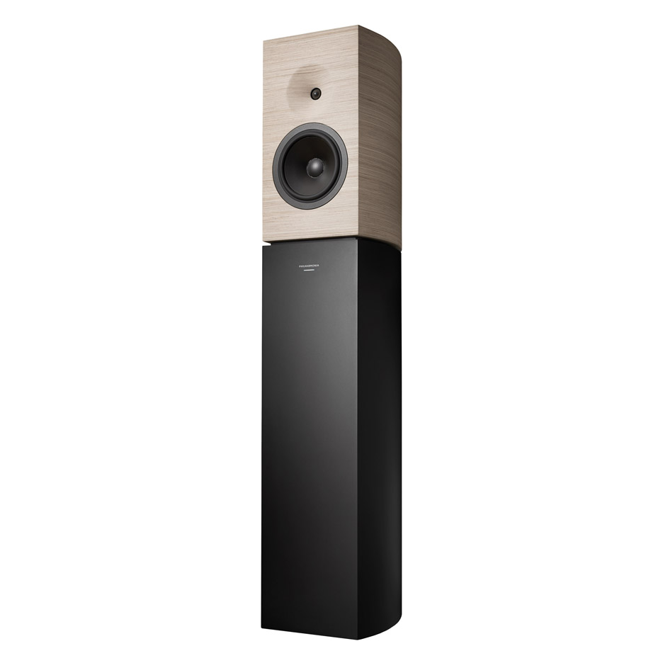 Amadeus 'Philharmonia' Speakers Co-designed by Jean Nouvel