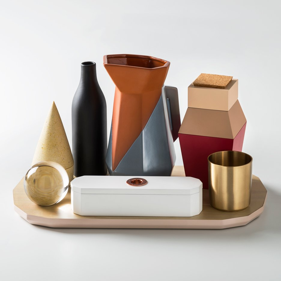 Antonio Aricò mixes and matches objects in Still Alive desk tidy set for Seletti