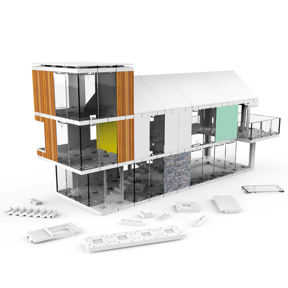 Competition: five Arckit reusable architectural modelling sets to be won