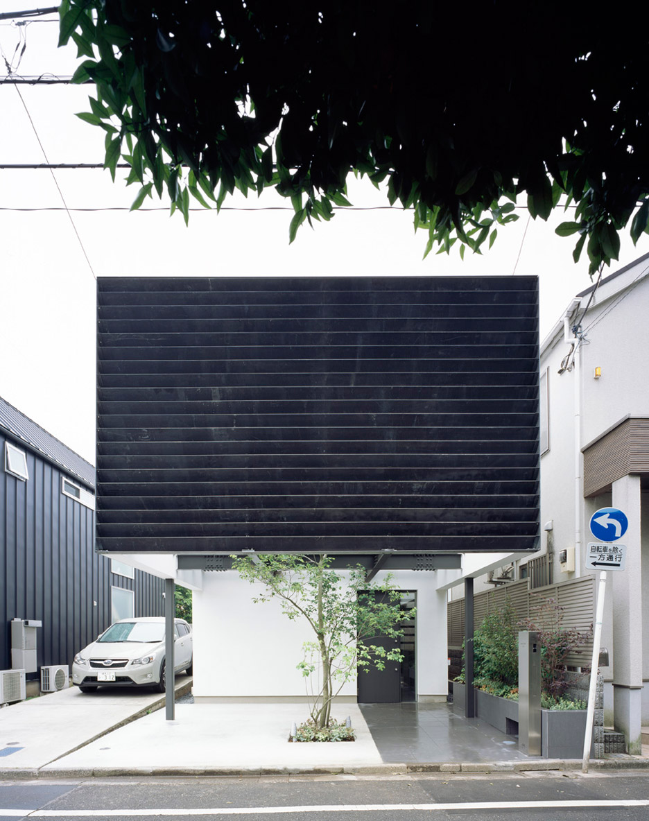 Ark house by Apollo Architects