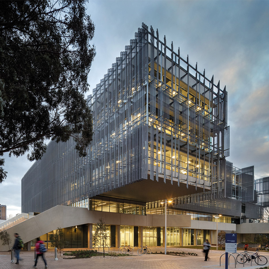 Melbourne School of Design, The University of Melbourne by John Wardle Architects &amp NADAAA in collaboration (Vic)