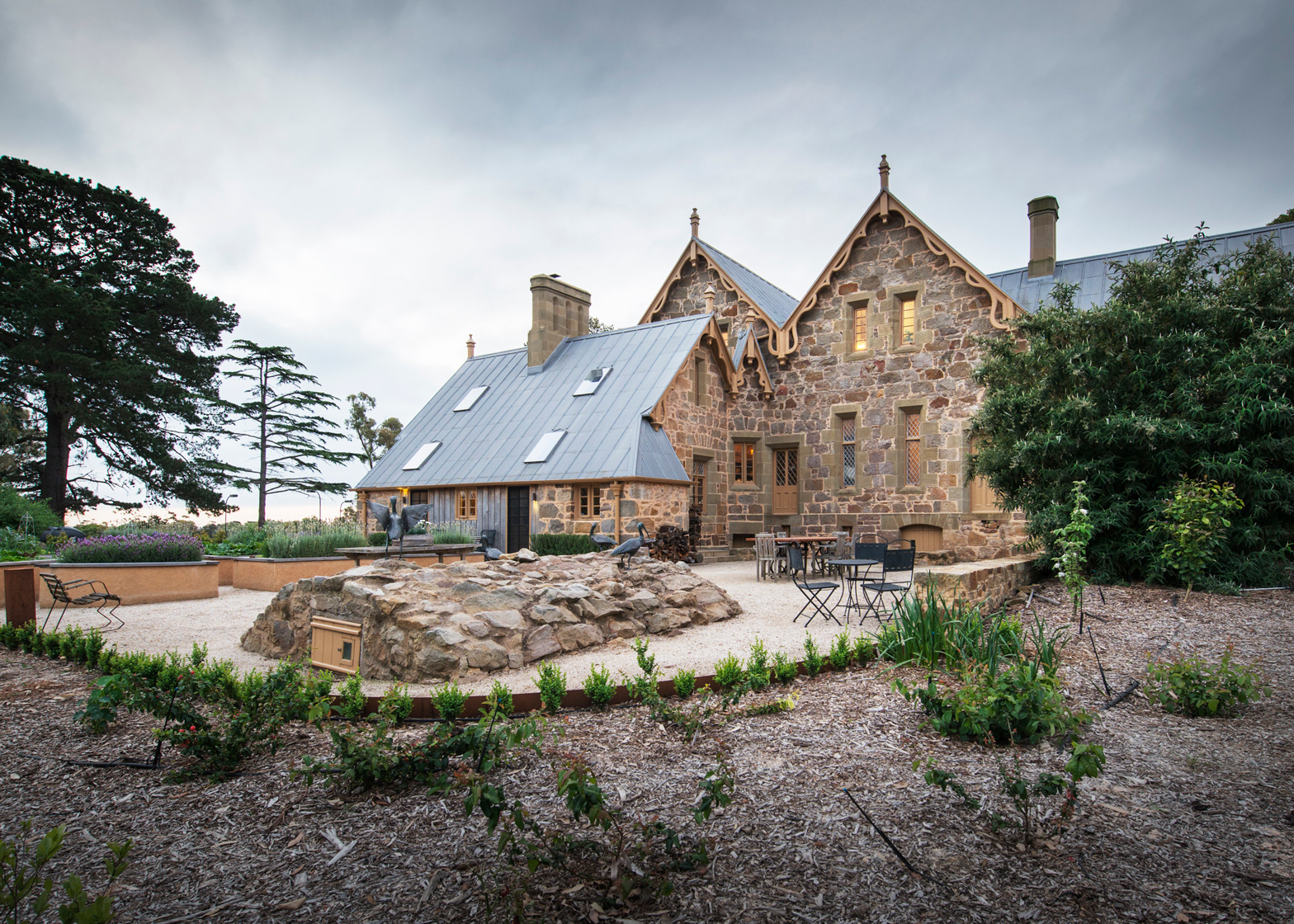 Coriyule by Bryce Raworth & Trethowan Architecture (Vic)