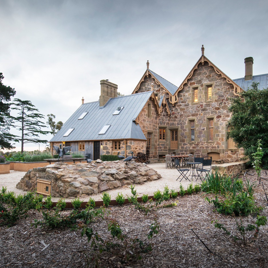 Coriyule by Bryce Raworth &amp Trethowan Architecture (Vic)