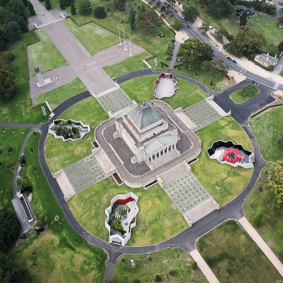 Shrine of Remembrance – Galleries of Remembrance by ARM Architecture (Vic)