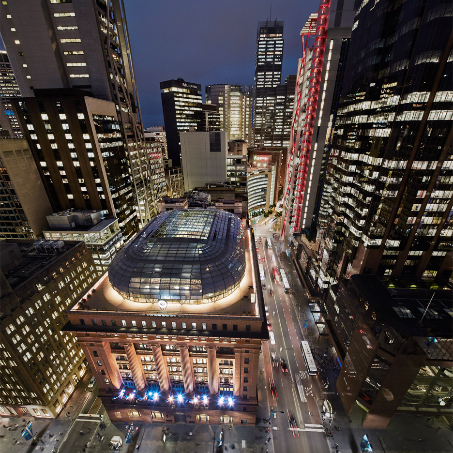 50 Martin Place by JPW