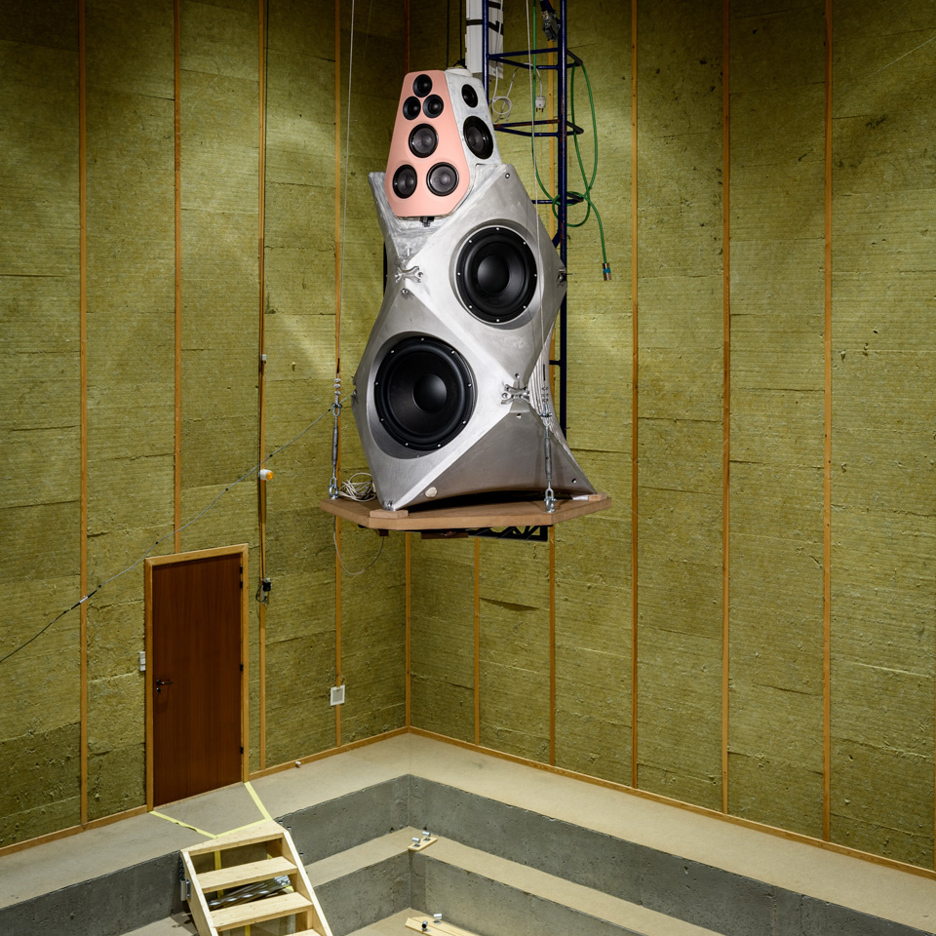 Alastair Philip Wiper goes behind the scenes at Bang & Olufsen