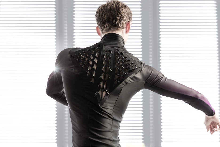 BioLogic fabric by MIT Media Lab