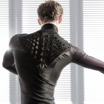 MIT Media Lab's BioLogic material opens and closes in response to humidity