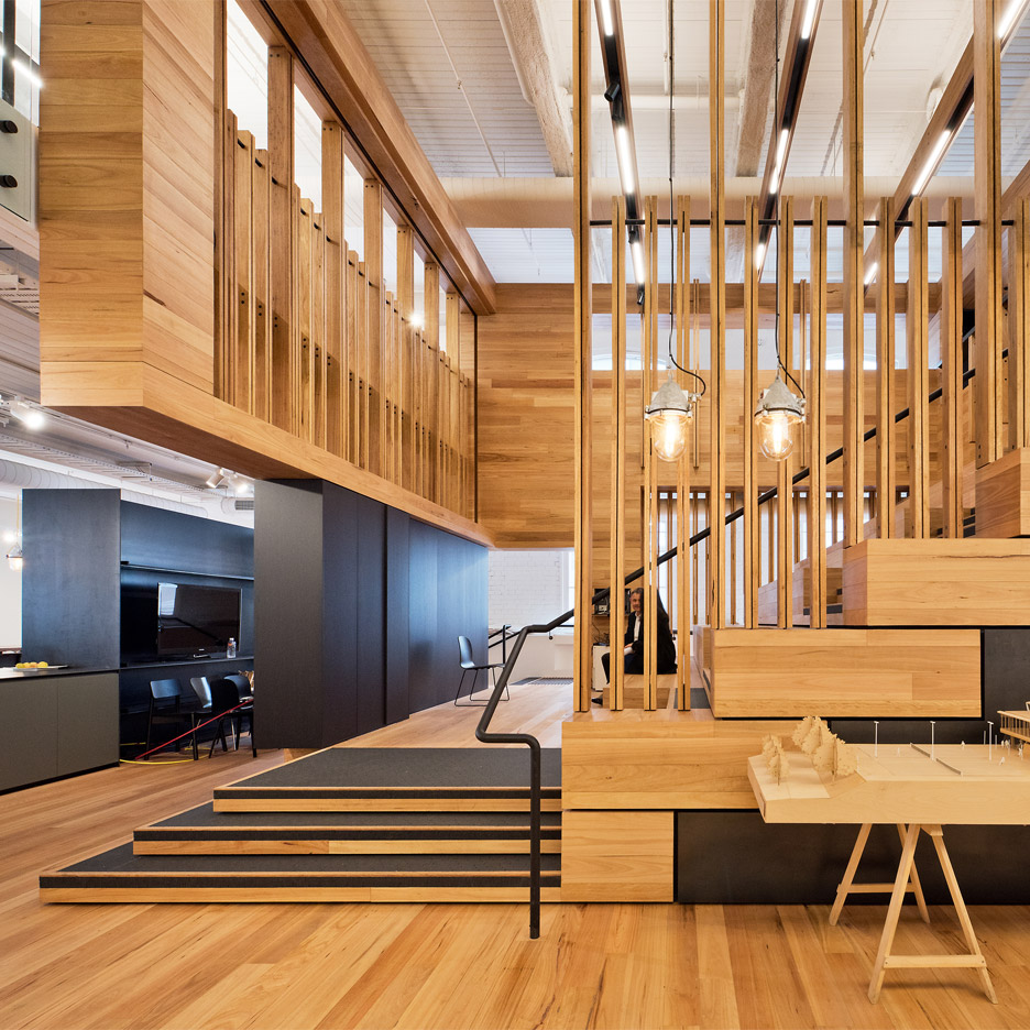 Box Office, Melbourne, Australia, by Cox Architecture