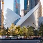 Santiago Calatrava's World Trade Center transit terminal springs a leak