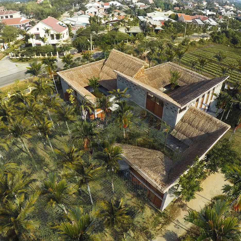 Cam Thanh Community House, Hoi An, Vietnam, by 1+1>2 International Architecture