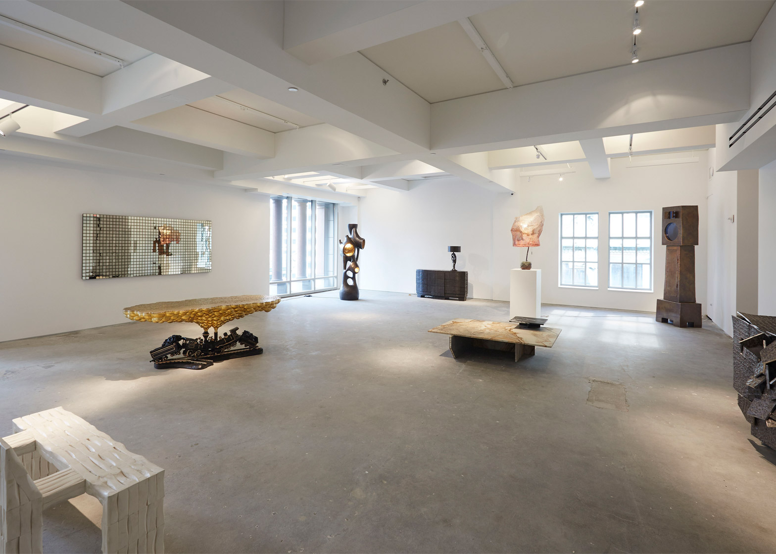 Carpenters Workshop gallery in New York