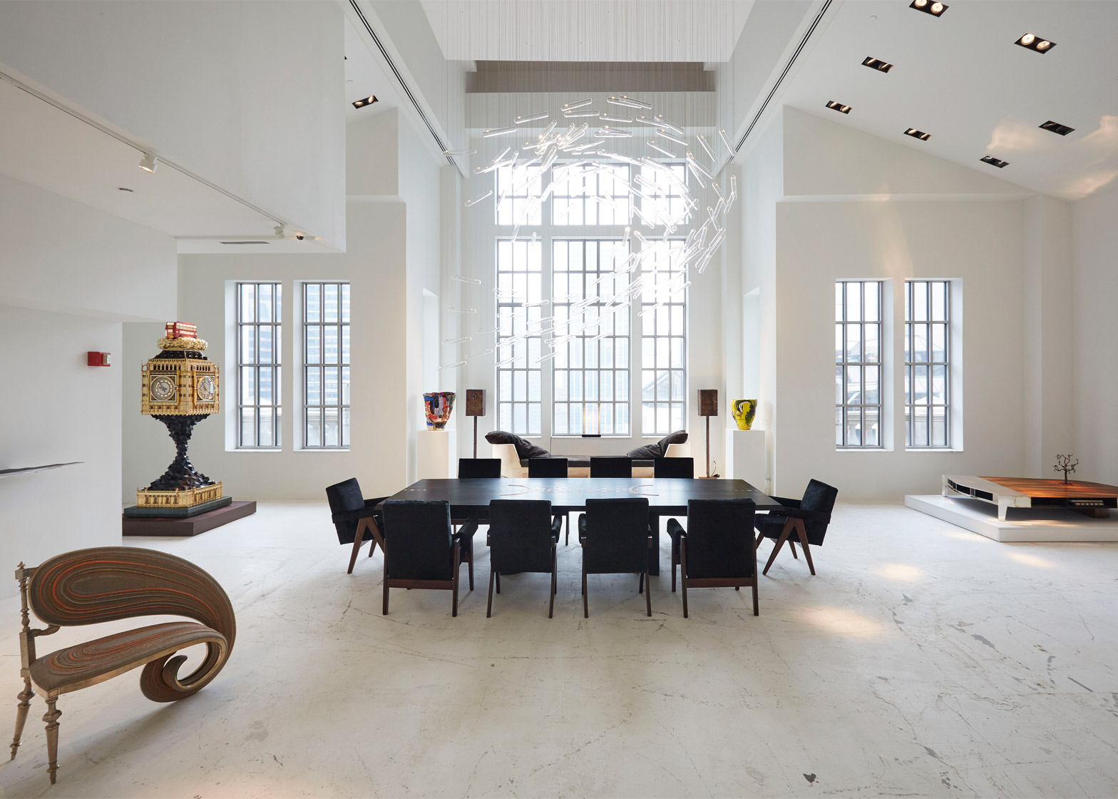 Carpenters Workshop opens first US gallery in New York