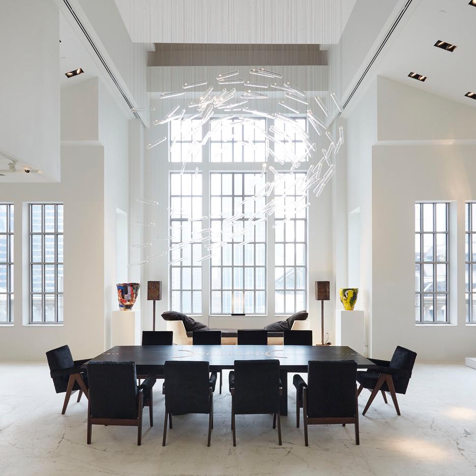 Carpenters Workshop gallery in New York