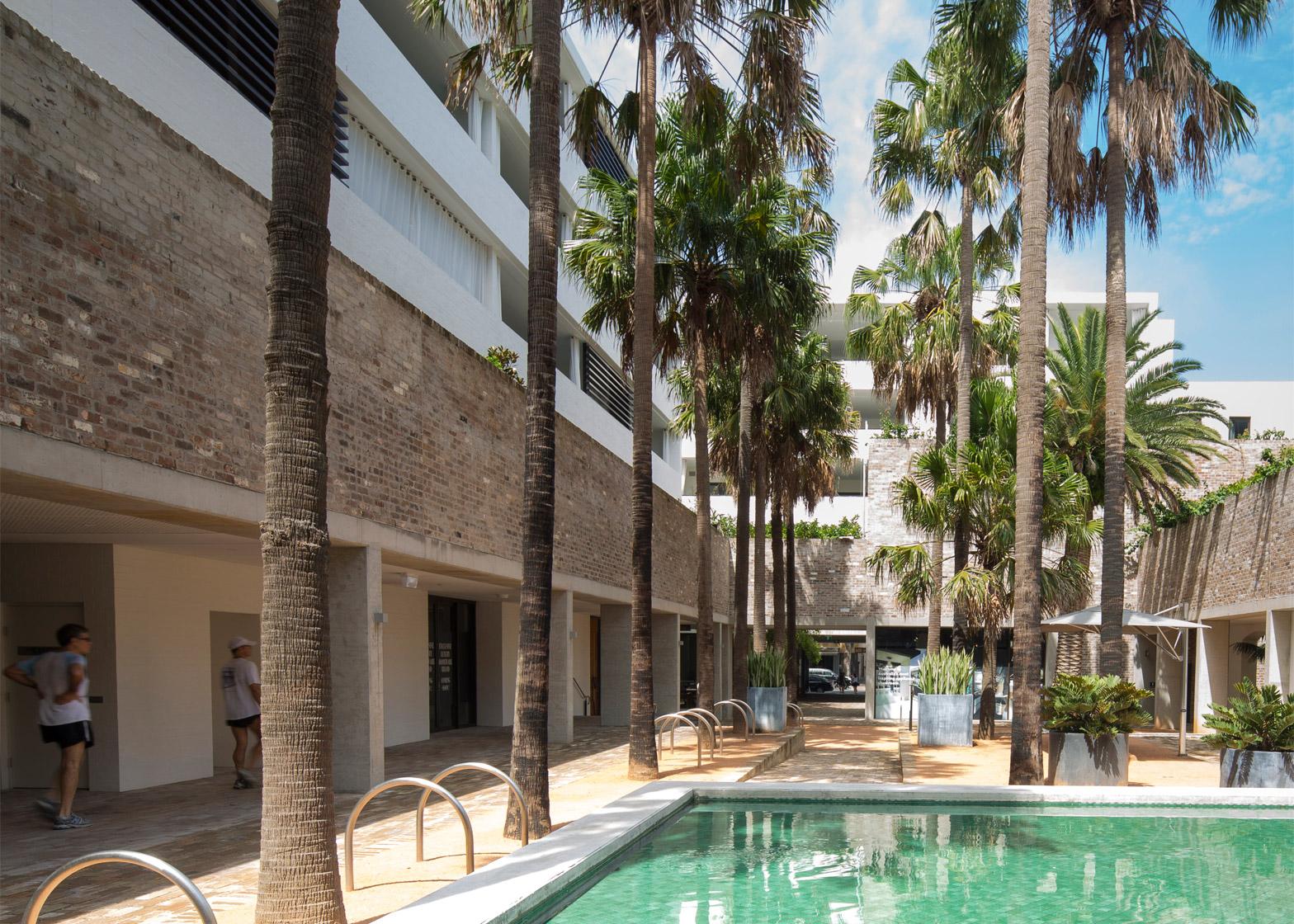 Casba, Australia, by Billard Leece and SJB Architects