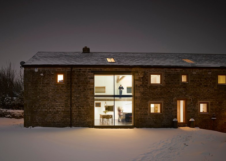 Cat Hill Barn conversion by Snook Architects