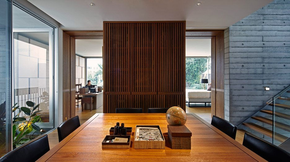 Chiltern House by WOW Architects