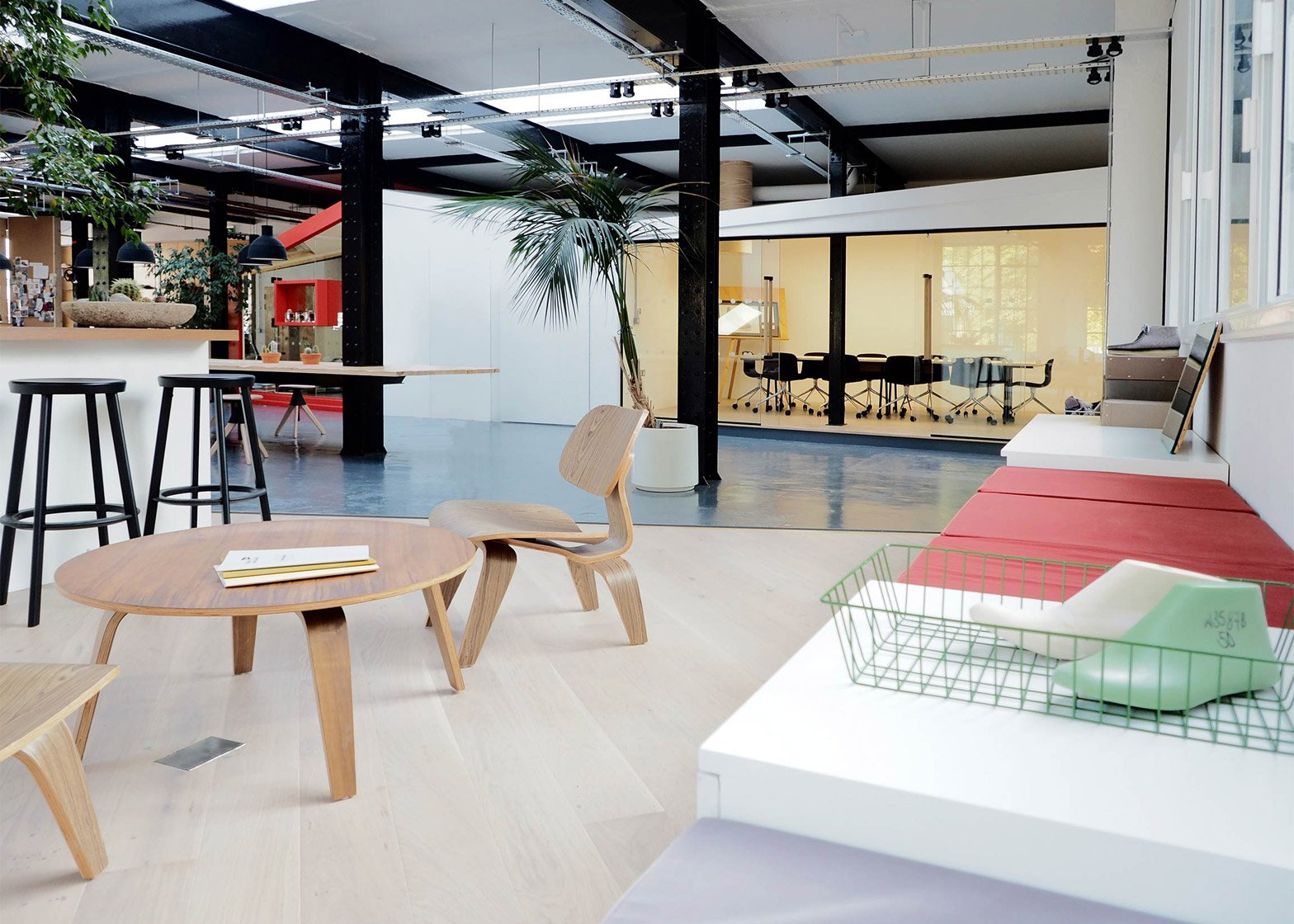 Clarks Originals design office by Arro studio