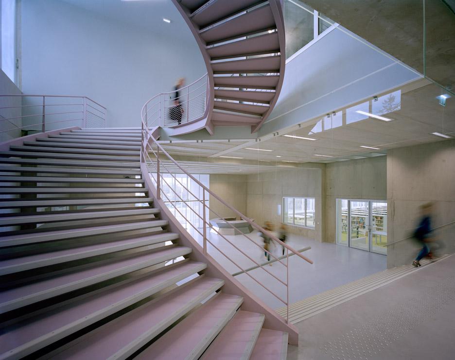 Clermont Ferrand School of Architecture by du Besset-Lyon architectes urbanistes