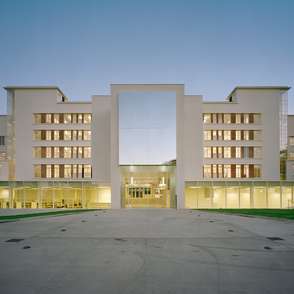 Du Besset-Lyon transforms former sanatorium into Clermont-Ferrand School of Architecture