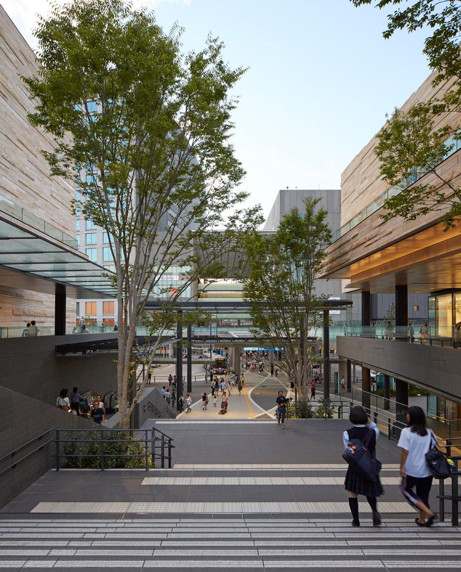 Futako-Tamagawa Rise in Tokyo by Conran and Partners