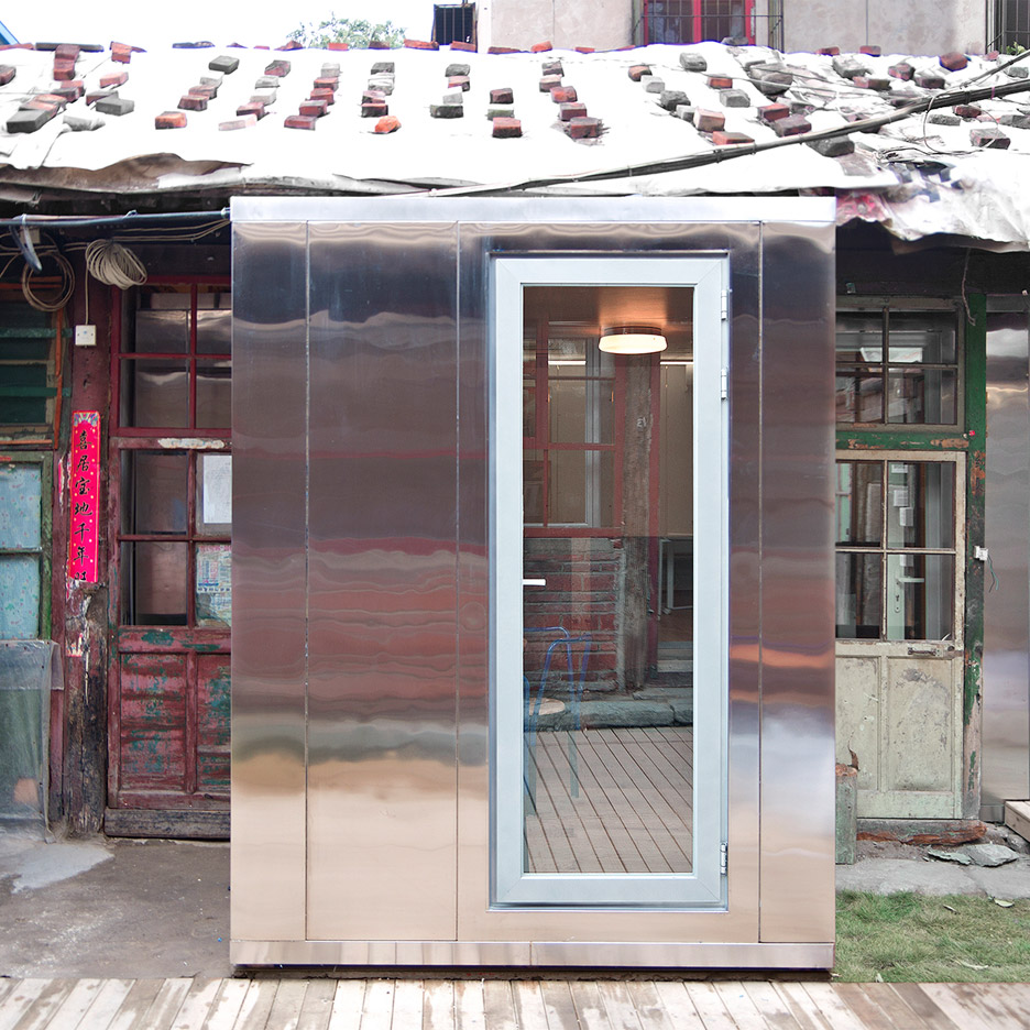 Courtyard House Plugin, Beijing, China, by People's Architecture Office