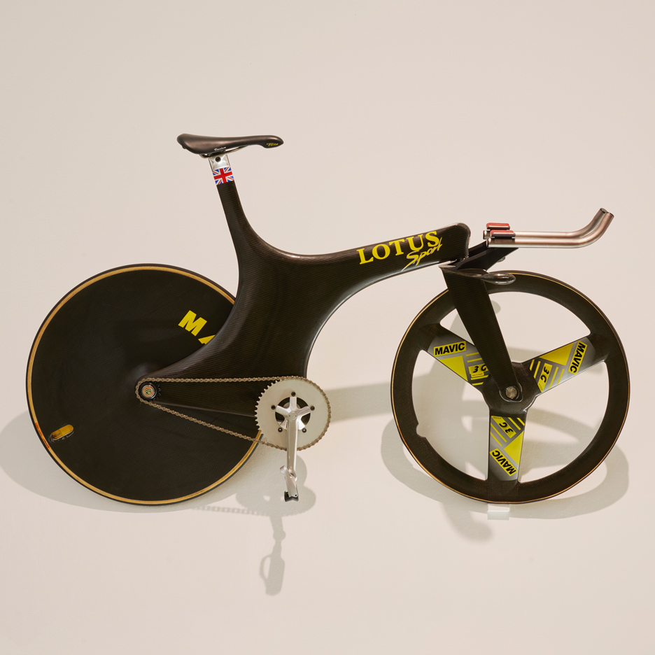 Design Museum's Cycle Revolution exhibition celebrates bicycle design