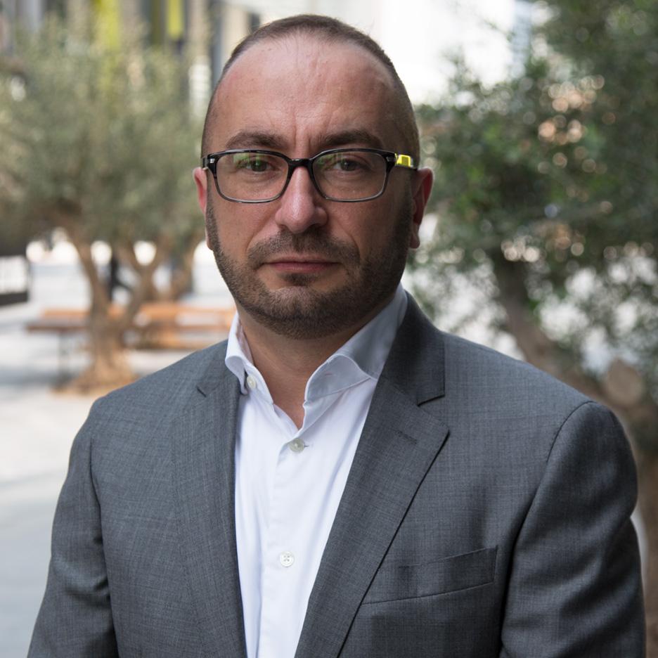 Cyril Zammit, director of design for Art Dubai
