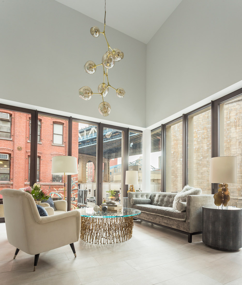 DUMBO townhouses by Alloy in Brooklyn