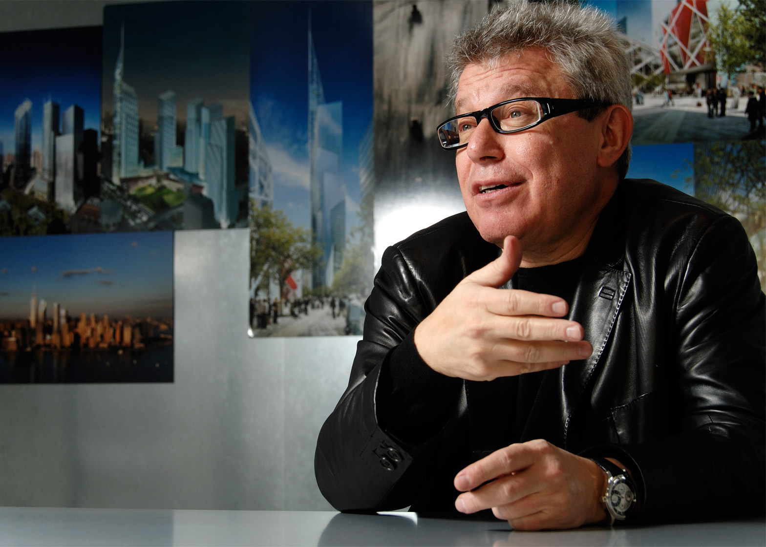 Daniel Libeskind: biography, projects, works