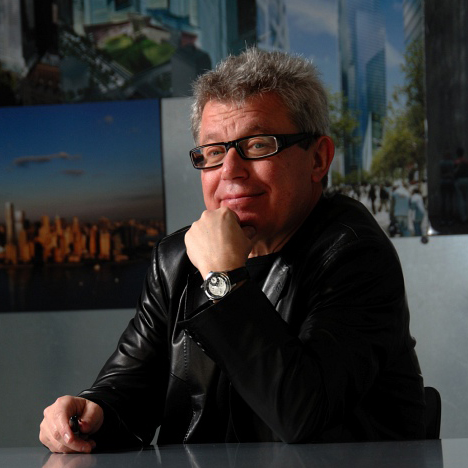 Architecture should not be comforting says Daniel Libeskind
