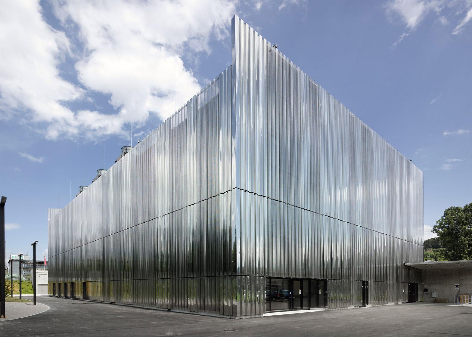 Datacube by ffbk Architekten