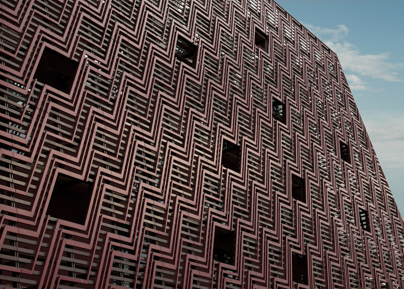Aishti Foundation building by David Adjaye