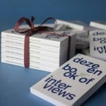 Special Christmas offer! Buy Dezeen Book of Interviews for just £10