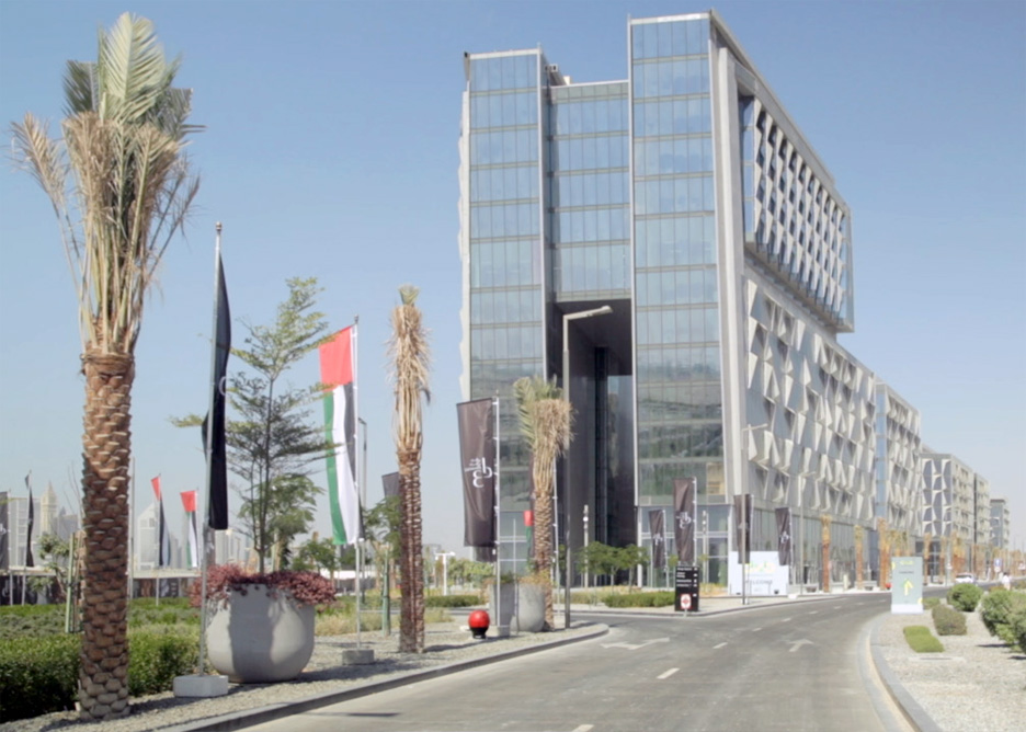 Phase one of Dubai Design District