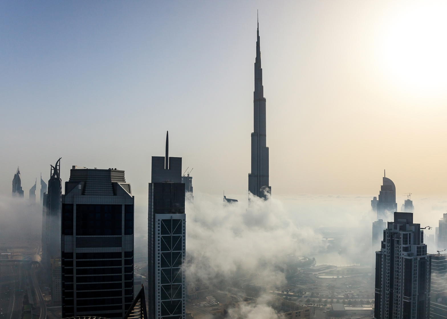 Dubai firefighters to tackle high-rise fires with jetpacks