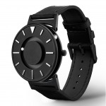 Bradley + Dezeen tactile timepiece is Dezeen's second watch collaboration